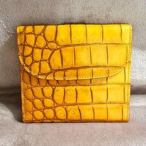Dooney and bourke crocodile print design. NWOT